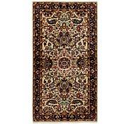Link to 75cm x 137cm Kashan Oriental Rug