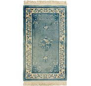 Link to 2' 7 x 4' 8 Antique Finish Rug