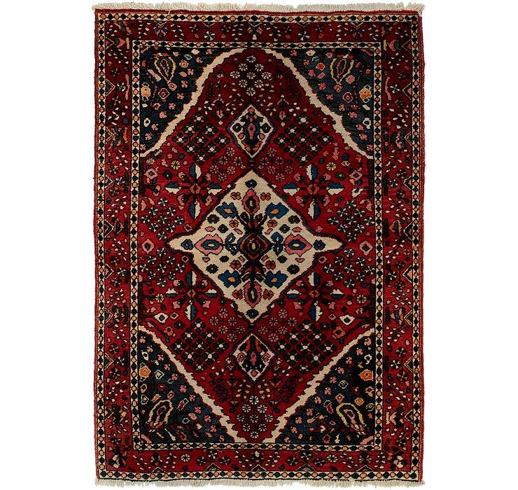 4' 4 x 6' 7 Bakhtiar Persian Rug