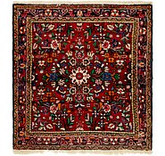 Link to 3' 6 x 3' 7 Liliyan Persian Square Rug
