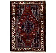 Link to 4' 2 x 6' 4 Mazlaghan Persian Rug
