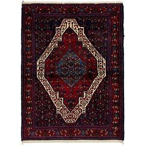 3' 10 x 5' 7 Senneh Persian Rug
