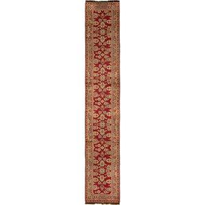 Unique Loom 2' 6 x 14' 9 Peshawar Ziegler Orient...