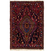 Link to 4' x 5' 6 Hamedan Persian Rug