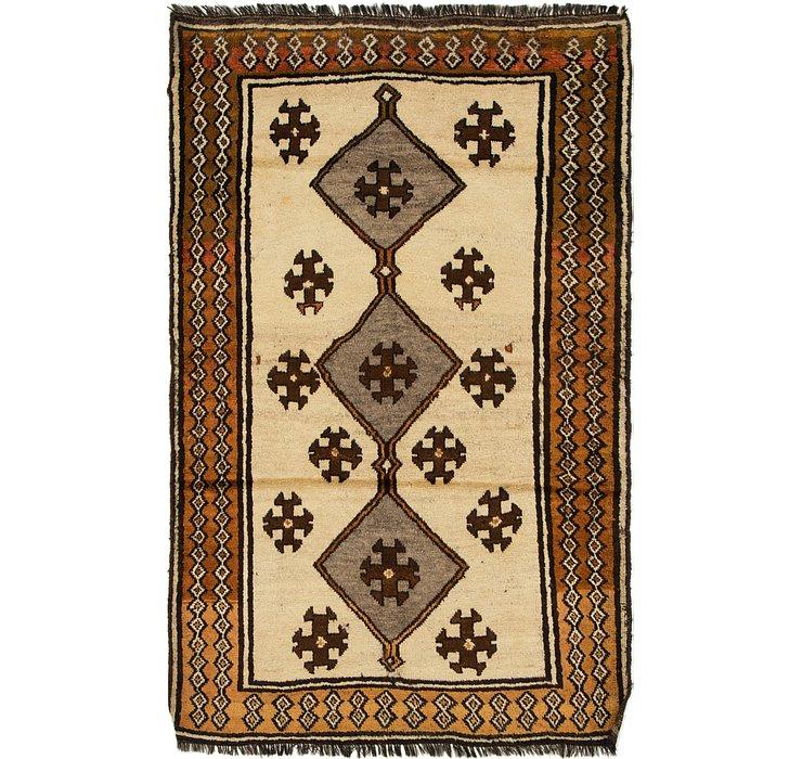 117cm x 188cm Shiraz Persian Rug