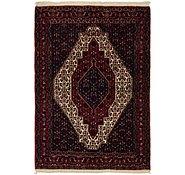 Link to 4' x 5' 7 Senneh Persian Rug