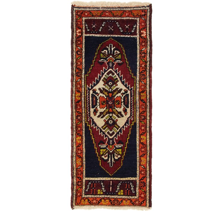 1' 7 x 3' 10 Anatolian Rug