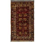 Link to 1' 9 x 3' 2 Anatolian Oriental Rug
