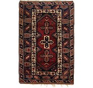 Link to 122cm x 188cm Balouch Persian Rug