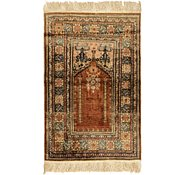 Link to 2' 10 x 4' 4 Lahour Oriental Rug