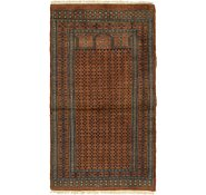 Link to 3' x 5' Bokhara Rug