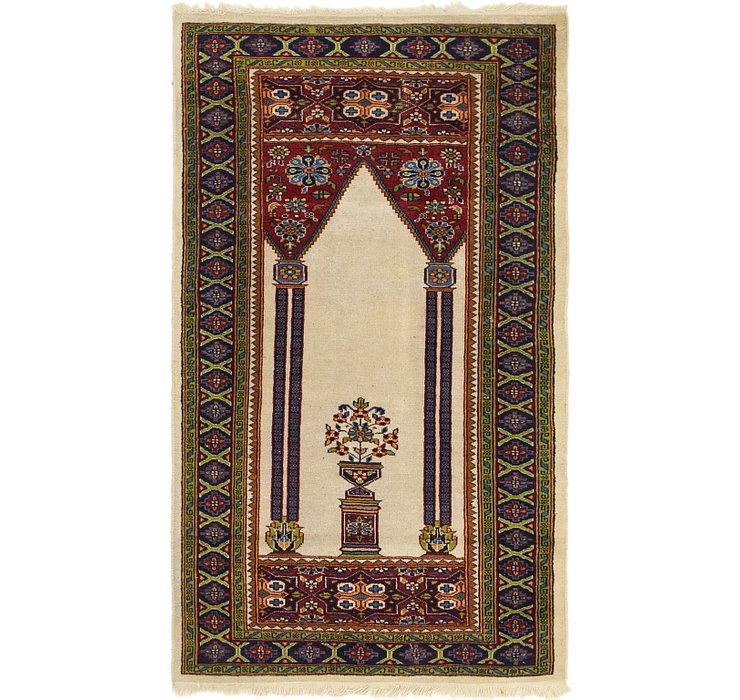 2' 7 x 4' 5 Lahour Rug