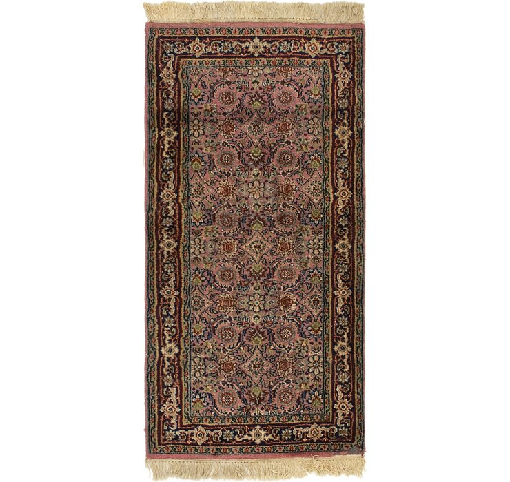 2' 3 x 4' 6 Sarough Rug