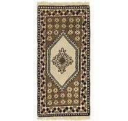 Link to 1' 3 x 5' Moroccan Runner Rug