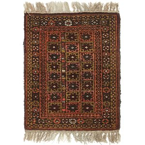 Unique Loom 1' 5 x 2' Balouch Persian Rug
