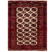 Link to 3' 4 x 4' 6 Bokhara Oriental Rug
