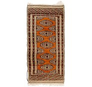 Link to 2' x 4' 9 Bokhara Oriental Runner Rug