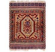 Link to 2' 6 x 3' 4 Shiraz Persian Rug