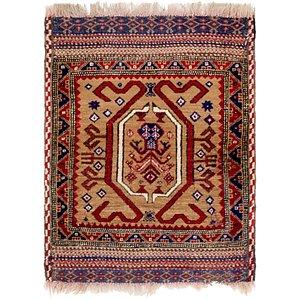75cm x 102cm Shiraz Persian Rug