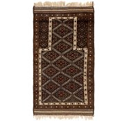Link to 2' 3 x 4' 5 Balouch Persian Rug