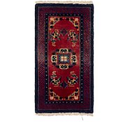 Link to 1' 8 x 3' 2 Antique Finish Rug