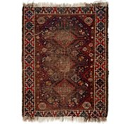 Link to 2' 10 x 3' 10 Shiraz Persian Rug