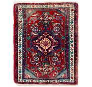 Link to 2' 2 x 2' 10 Hamedan Persian Rug