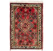 Link to 2' x 2' 10 Hamedan Persian Rug