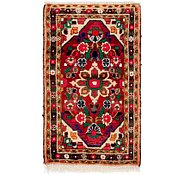 Link to 2' x 3' 7 Hossainabad Persian Rug