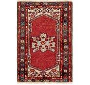 Link to 2' 5 x 3' 8 Hamedan Persian Rug