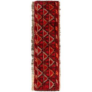 1' x 3' 10 Shiraz Persian Rug