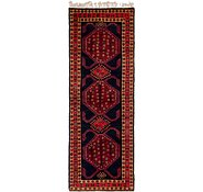 Link to 3' 8 x 10' 3 Meshkin Persian Runner Rug