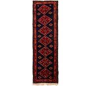 Link to 4' x 12' 9 Meshkin Persian Runner Rug