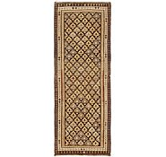 Link to 3' 9 x 10' Kilim Fars Runner Rug