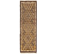 Link to 3' x 9' 8 Kilim Fars Runner Rug