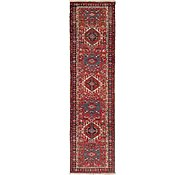 Link to 2' 10 x 11' Gharajeh Persian Runner Rug