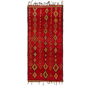 Link to 145cm x 323cm Moroccan Runner Rug