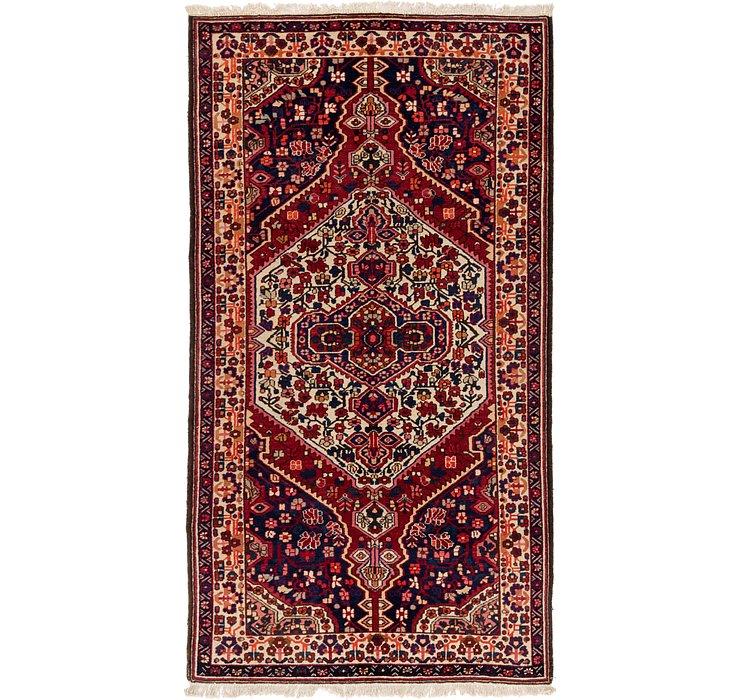 5' 3 x 9' 9 Bakhtiar Persian Rug