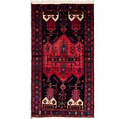 Link to 4' 9 x 8' 6 Sirjan Persian Rug