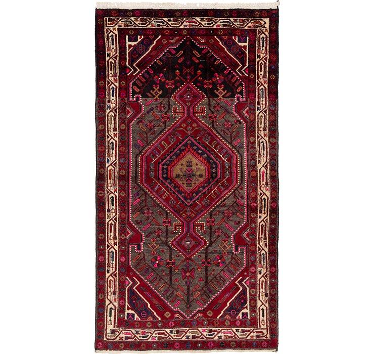 4' 7 x 8' 6 Tuiserkan Persian Rug