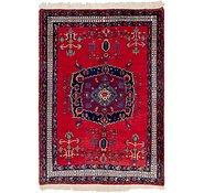 Link to 5' x 6' 10 Ghashghaei Persian Rug