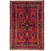 Link to 3' 7 x 5' Sarough Persian Rug