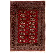 Link to 4' 4 x 6' Bokhara Oriental Rug