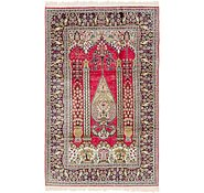 Link to 4' x 6' 2 Kashmir Oriental Rug