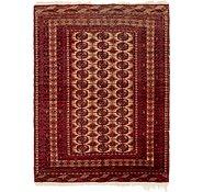 Link to 3' 10 x 5' 2 Torkaman Oriental Rug