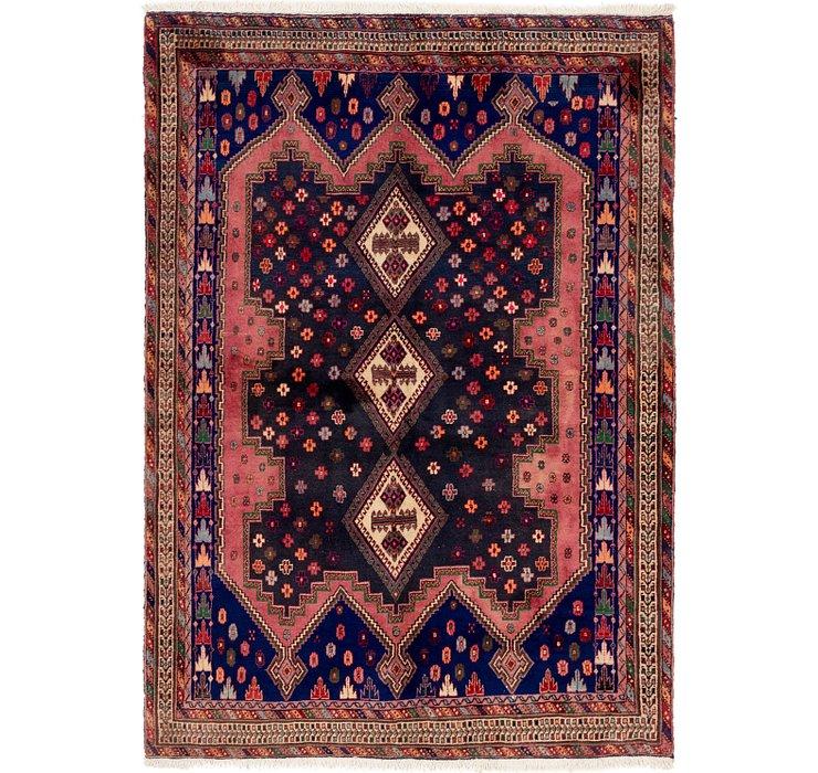 5' 2 x 7' 4 Yalameh Persian Rug