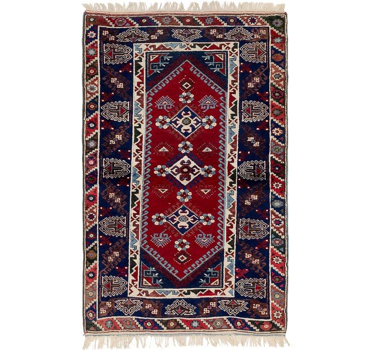 3' 10 x 6' Anatolian Rug