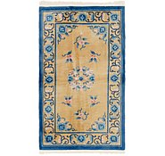 Link to 3' x 5' 3 Antique Finish Rug