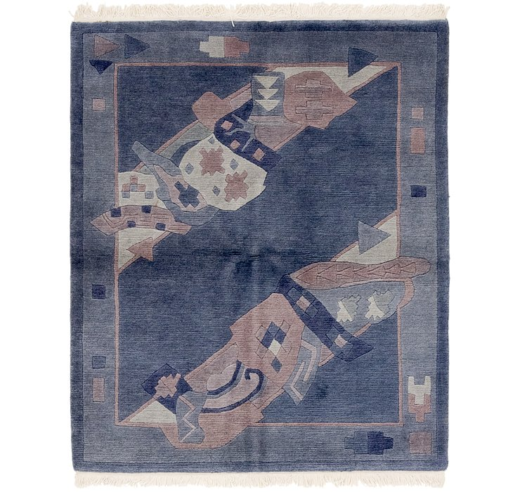 4' x 5' Nepal Rug