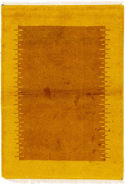 Brown  4' x 5' 10 Shiraz-Gabbeh